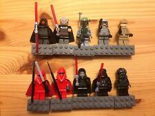 Lego Star Wars Figuren Dunkle Seite 10 Figuren Nicht Verklebt