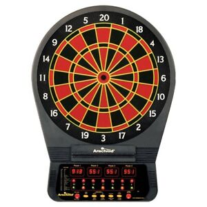 ARACHNID CRICKET PRO 650 15.5 INCH ELECTRONIC DART BOARD  ( PICK UP ONLY )