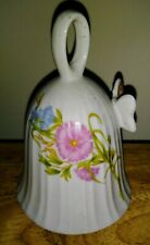 """Dinner Bell Porcelain """"Butterfly Collection"""""""