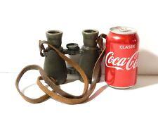 German WW1 G. Rodenstock Munchen Fernglas 08 Military Binoculars #8