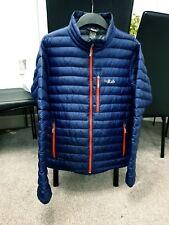 Rab Microlight Winter Jacket Top, Men Size Medium