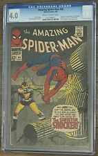 The Amazing Spider-Man #46 (1st Scorpion Appearance), CGC 4.0, March 1967