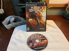 FireBlade (Sony PS2 PlayStation 2, 2002) BLACK LABEL