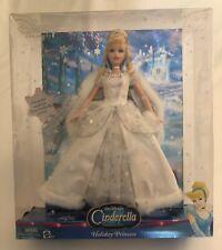 Nrfb Walt Disney's Cinderella Special Edition Holiday Princess 2004, G7982, New!