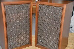 RARE VINTAGE 1970 KENWOOD KL5080-4 way, 5 driver speaker-70W SPEAKERS