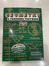 Teaching Textbooks 2.0 Geometry Complete CDs Set