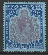 BERMUDA KGV1 1938-53 2s MINT