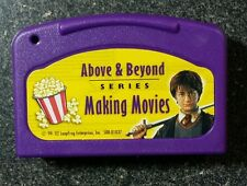 LeapFrog Quantum Pad Above & Beyond Series: Making Movies Cartridge Harry Potter
