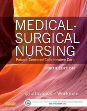 Medical-Surgical Nursing 8th Ed. (Digital TESTBANK not Textbook)