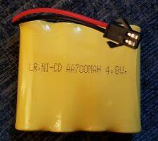 2 x NI-CD AA700mAh 4.8V BATTERIA RICARICABILE PER 2.4GHZ Buggy telecomando auto
