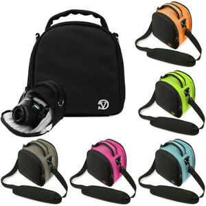 Digital Camera Case Bag Mini Shoulder Srap Bag For Canon PowerShot SX740 SX730
