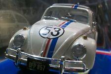 Disney Herbie The Love Bug Diecast 1/18 Johnny Lightning New In Box