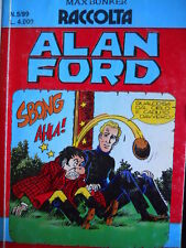 Raccolta Alan Ford n°5-1999  comprende 349 351 [G280A]