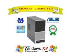 COMPUTER ASUS / CPU INTEL CORE 2 DUO E6600 / WINDOWS XP PROFESSIONAL- LICENZA