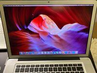 "APPLE MACBOOK PRO 15"" i5 | UPGRADED 8GB RAM+1TB HD. Anti-Glare Screen"