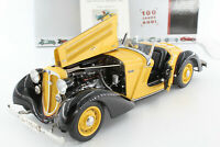 A.S.S CMC Audi Front 225 Roadster 1935 1:18 OVP Limited Edition 100 Jahre Audi
