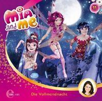 MIA AND ME - (11)-DIE VOLLMONDNACHT  CD  ORIGINAL HÖRSPIEL ZUR TV-SERIE  NEU