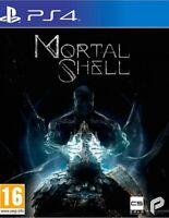 Mortal Shell EU English/Chinese subtitle PS4 BRAND NEW