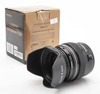 Yongnuo Lens EF 100 mm 100mm 1:2 2 YN100mm F2 OVP - Nikon