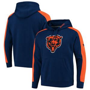 Chicago Bears Hoodies Football Sweatshirt Pullover Casual Hooded Jacket