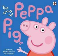 The Story of Peppa Pig Picture Book, Baker & Astley, Very Good Book