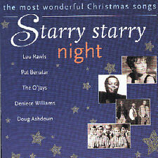 CD Starry Starry Night Most Wonderful Christmas Songs Various Artists 1998 NEW