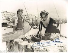 CLAUDIA CARDINALE SIGNED ONCE UPON A TIME IN THE WEST PHOTO POSTER AUTOGRAPH COA