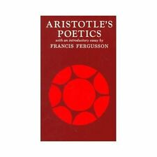Aristotle's Poetics (Dramabook,), Aristotle, Good Book