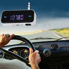 Car Kit Wireless Bluetooth FM Transmitter Player USB SD LCD Remote Handsfree CY