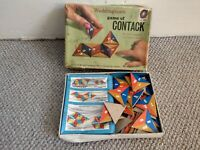 VINTAGE RETRO WADDINGTONS TARGET GAMES CONTACK GAME TOY KIDS CHRISTMAS GIFT