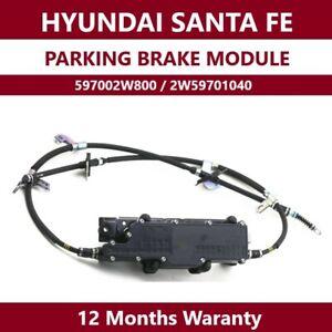 Hyundai Santa FE Parking Brake Module Actuator 59700B8800 597002W800 - Refurbish