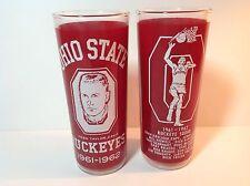 22f209032df 2 Ohio State Fred Taylor 1960-61 Basketball Glasses John Havlicek Bobby  Knight