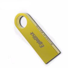 EginDisk Metal Usb Flash Drive 4GB 8GB 16GB 32GB 64GB Custom Logo Memory Stick