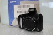 Canon PowerShot SX120 IS 10.0MP Digital Camera - Silver