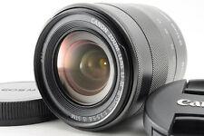 [Excellent+++] Canon EF-M 18-55mm f/3.5-5.6 IS STM AF Zoom Lens for EOS M w/ Cap