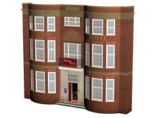 Model Train HO Bachmann STATION HOTEL - False-Front Resin Building LAYOUT READY