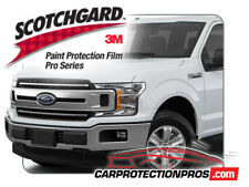 2018-2019 FORD F-150 3M Pro Series Clear Bra Front Bumper Paint Protection Kit