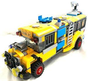 LEGO LARGE SCHOOL BUS   BOYS GIRLS ADULTS TOYS CHILDRENS
