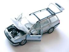 Volkswagen VW Golf 1H III 3 Variant silber silver metallic Schabak 1:43 DEALER!