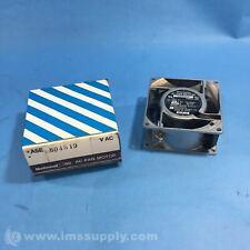 MATSUSHITA ELECTRIC ASE804519 AC FAN MOTOR FNFP