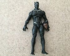 Marvel Legends Civil War 6'' BLACK PANTHER T'Challa Giant Man Wave Hasbro