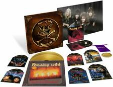 RUNNING WILD PIECES OF EIGHT DELUXE BOX SET OVP NEU VINYL 2LP+7CD LIVE ALESTORM