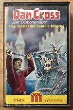 Dan Cross der Dämonenjäger Nr.4  MC  Chico/Delta  Hörspielkassette