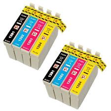 8 Ink Cartridges for stylus S22 SX125 SX130 SX435W SX235W BX305FW Printer
