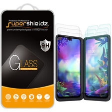 Tempered Glass Screen Protector (3x Glass Main + 3x PET Dual) for LG G8X ThinQ