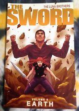 The SWORD Vol 3 Earth (Luna Bros) - Image Comics / Graphic Novel (TPB) - New