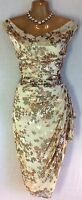 """PHASE EIGHT SIZE 14 DRESS """"VIOLA"""" STUNNING OCCASION Rrp£140.00"""
