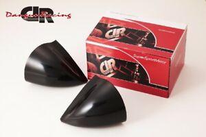 COMP Mirror Black Manual adjust L&R HD For BMW 3 E46