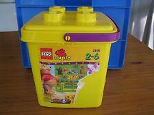 Vintage Lego Duplo 2988 Power Bucket Surprise For Eeyore Parts Missing