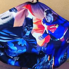 Superman Barber hair cutting and styling cape Clips
